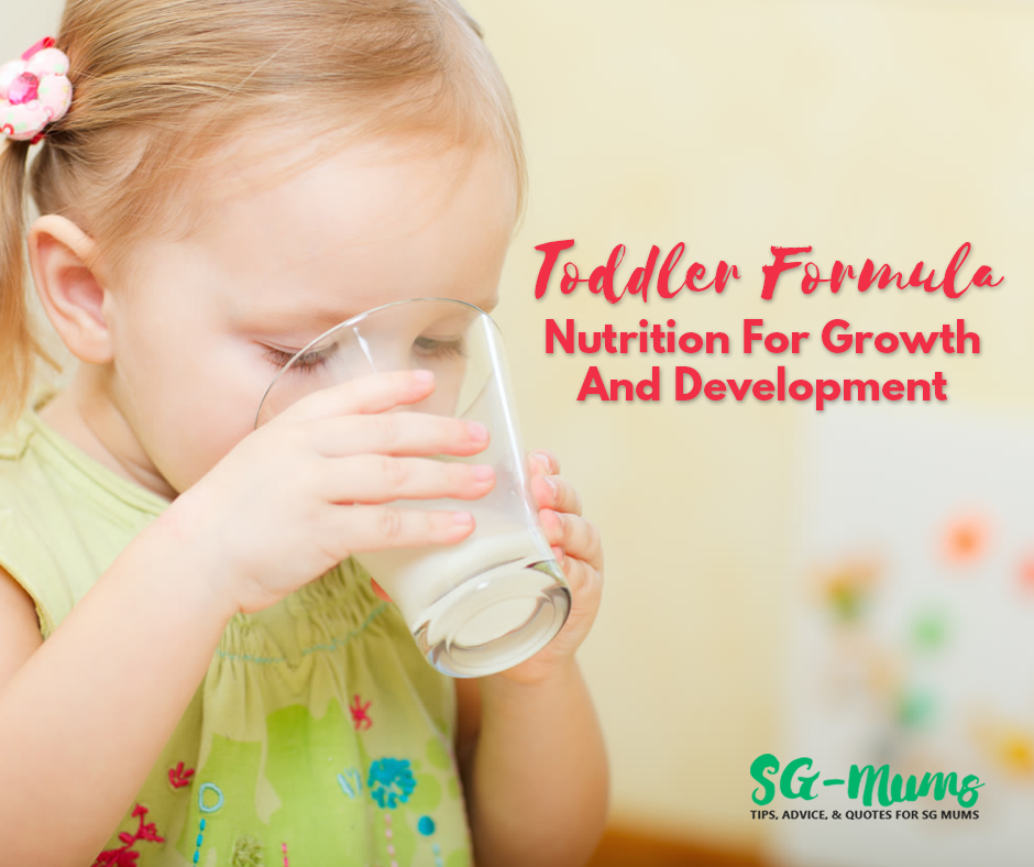 Toddler Formula: Nutrition For Growth And Development