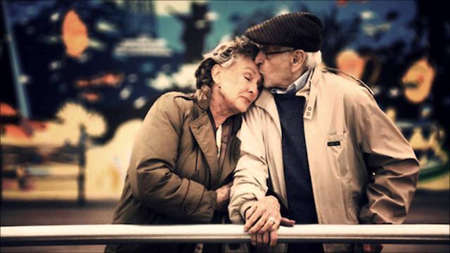 Nunca é tarde para encontrar o amor