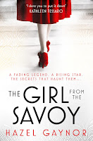 https://www.goodreads.com/book/show/31203799-the-girl-from-the-savoy