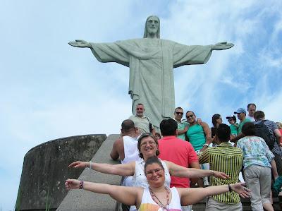 Cristo Redentor de Corcovado, Río, Brasil, La vuelta al mundo de Asun y Ricardo, round the world, mundoporlibre.com