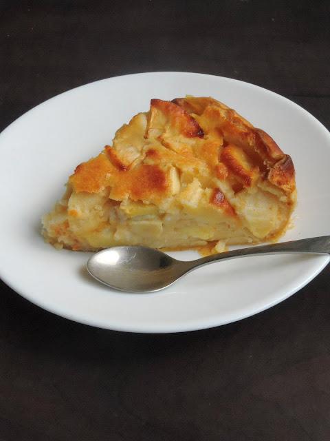 Far Breton Tart, Far Breton Tarte Aux Pommes