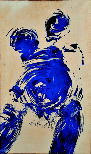 (Yves Klein, Anthropométrie)