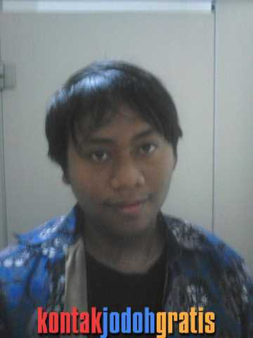 Sebastian Hardiyanto pns mencari istri