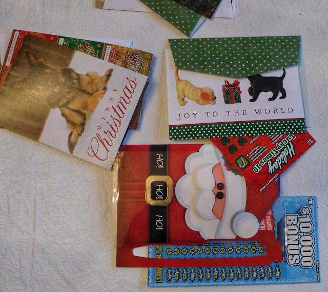Holiday Greetings with NJ Lottery