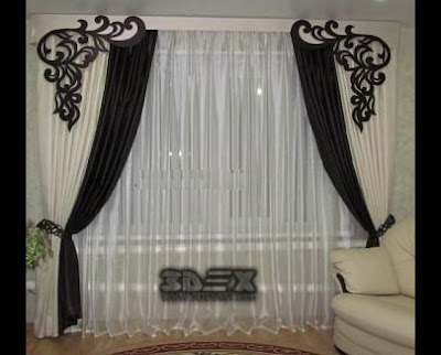 best curtain designs for bedrooms curtains ideas and 18285 | latest curtains designs for bedroom modern interior curtain ideas 2018 2b 252813 2529