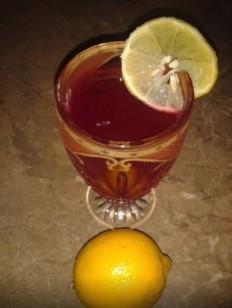 Sok od cvekle, sargarepe i limuna  Beetroots ,lemon and carrot juice