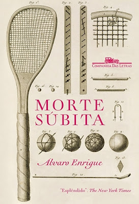 Morte súbita, de Álvaro Enrigue