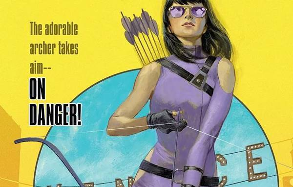 Asal-Usul dan Kekuatan Kate Bishop (Hawkeye) dari Marvel Comics
