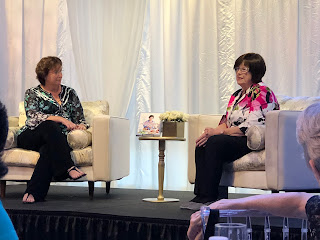 Looking back at the Debbie Macomber Luncheon April 28th, 2018