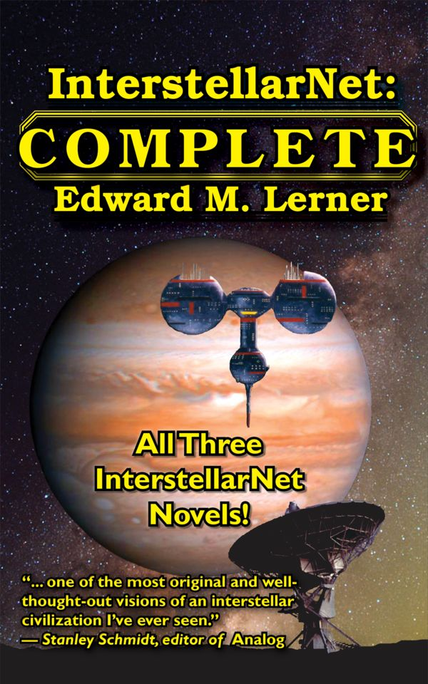 The entire InterstellarNet series in one ebook bundle