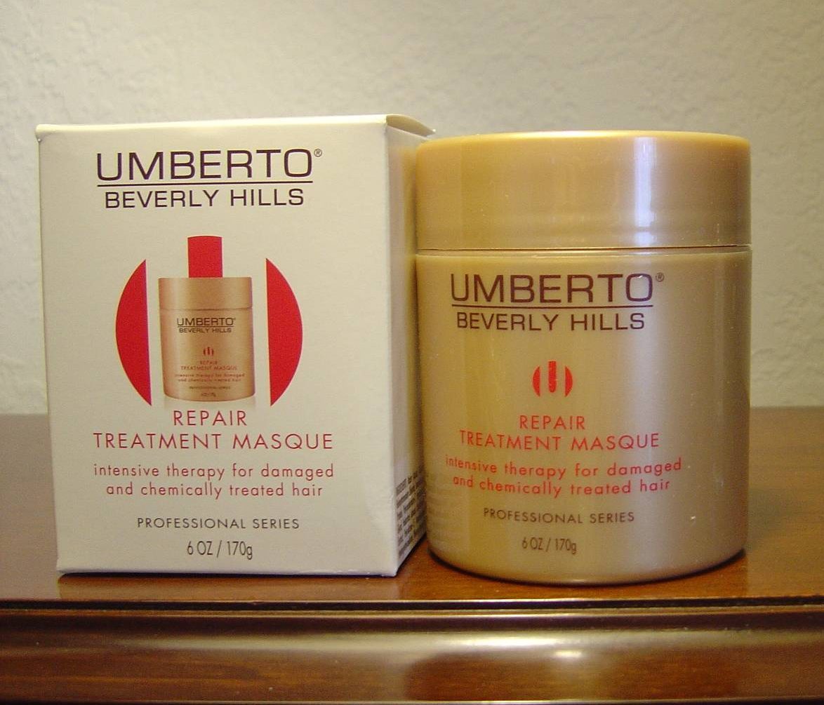 Hair Repair Treatment Masque From Umberto of Beverly Hills