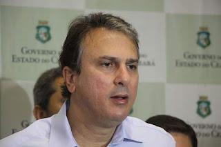 Camilo Santana confirma o fechamento de 67 cadeias no interior do Ceará nos últimos dias