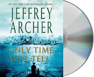 Only Time Will Tell by Jeffrey Archer audio