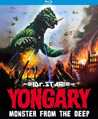 Yongary Monster from the Deep 1967 Dual Audio 720p BRRip 800Mb x264