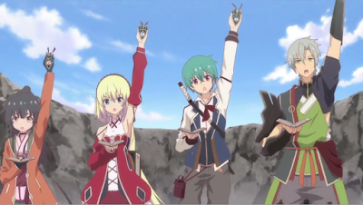Grimms Notes The Animation Episode 01 Subtitle Indonesia