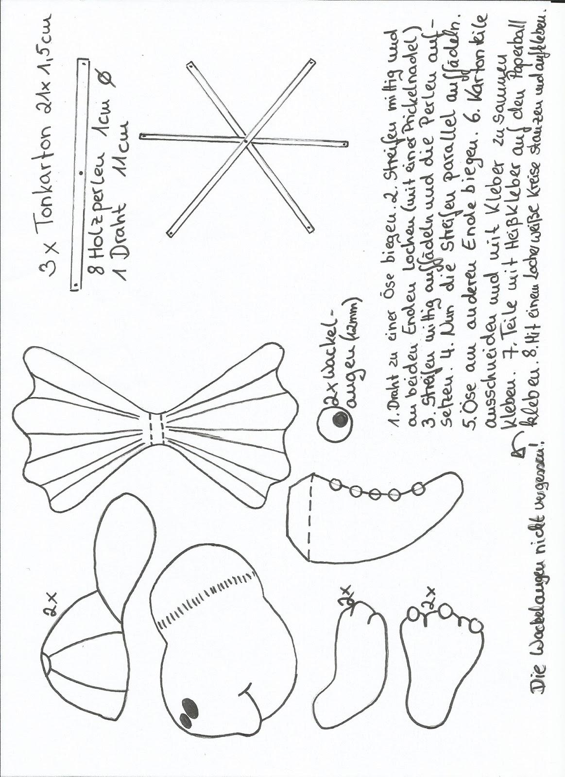craftsmirka der kleine drache kokosnuss paperball