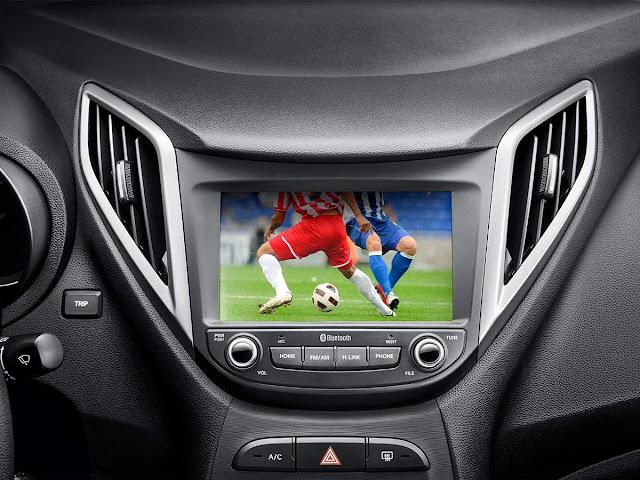 Hyundai HB2S 2018 Copa do Mundo - Preço