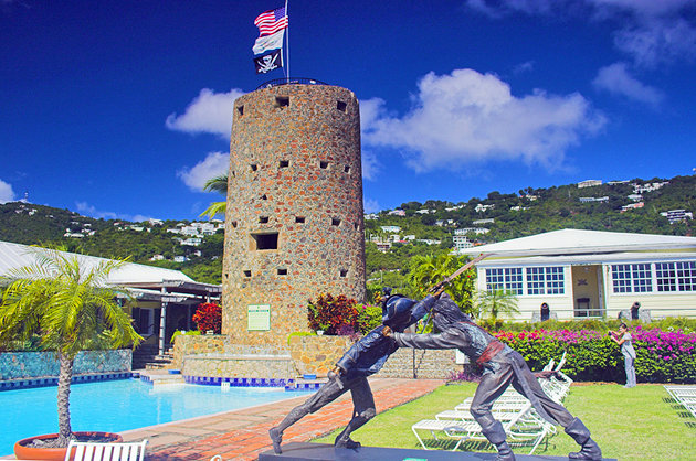 Blackbeard's Castle, St. Thomas