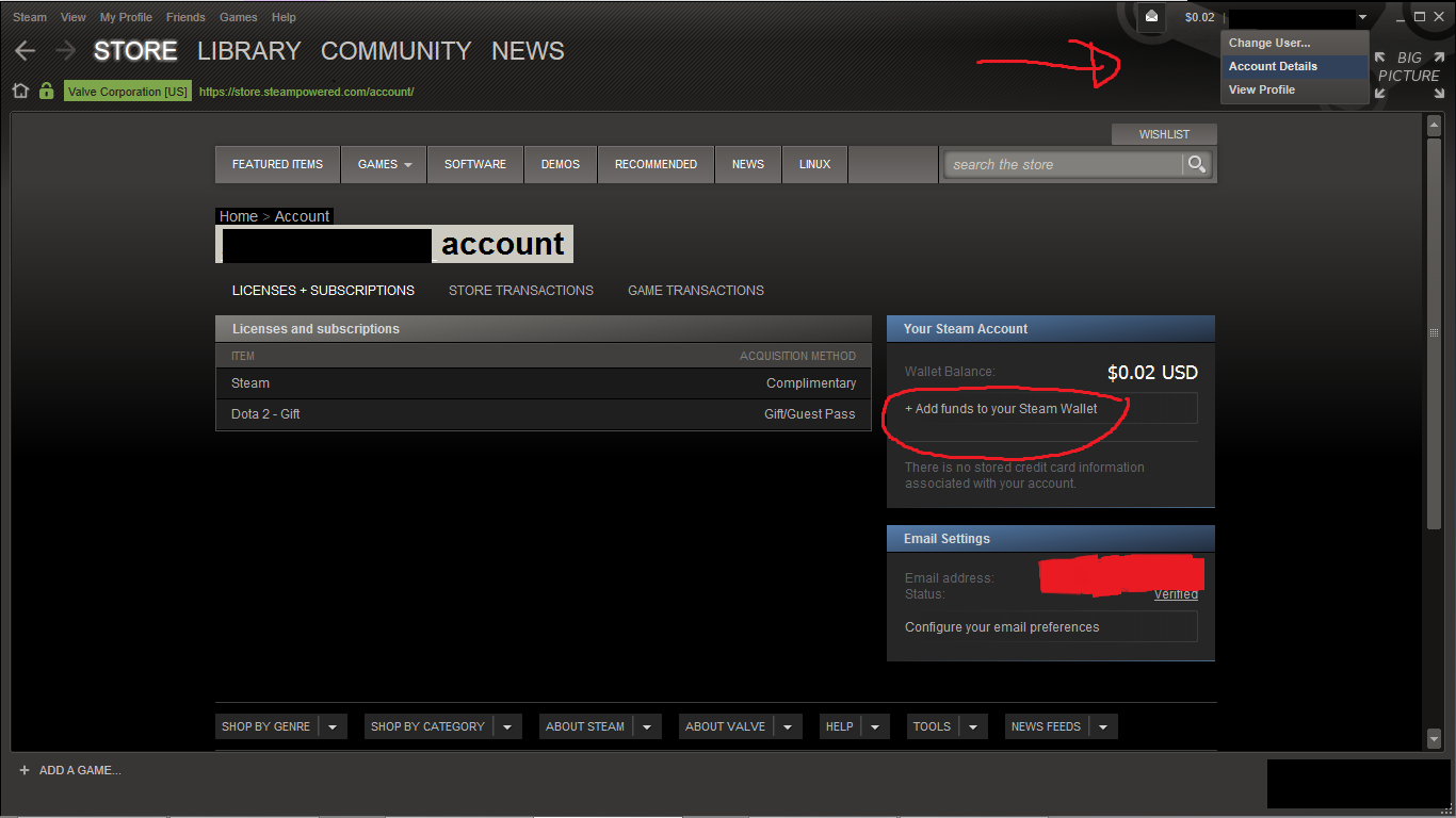 Cara Isi Steam Wallet Pakai Bank BCA, Mandiri, BNI: Cara ...