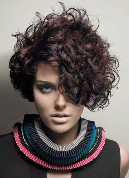 See more Short Curly Women's Hairstyles | 2013 Short Haircut for Women
