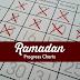 Ramadan Progress Charts