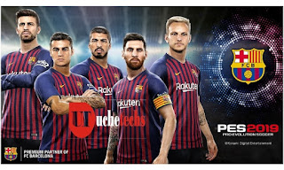 Download Pro Evolution Soccer 2019 Apk Mod