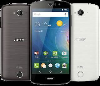 Acer Liquid Z530 T02 Stock Rom Firmware MT6735
