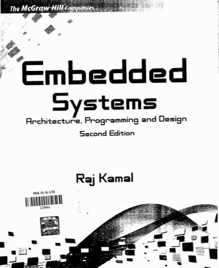 Embedded Systems Book By Rajkamal Pdf Free Download How To Translate The Scanned Book In Pdf