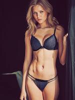 josephine skriver victoria's secret - sexy bra & panties