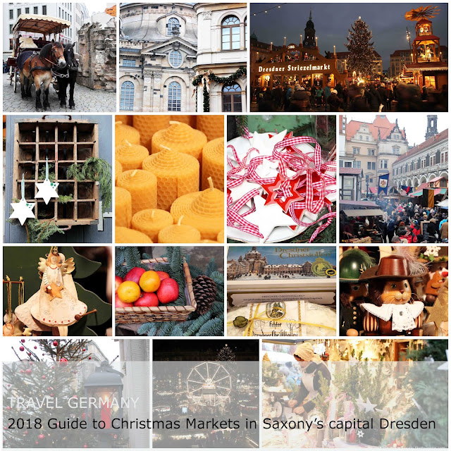 Travel Germany 2018 Guide to Christmas Markets in Saxony's capital Dresden