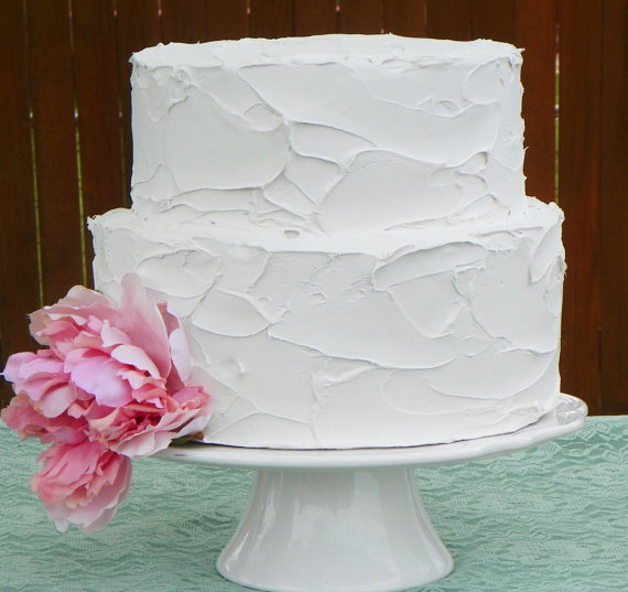Making Fake Cake Has Captured My Attention Another Frugal Wedding Possibility