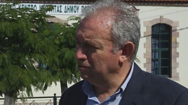 """Ευθύμιος Λέκκας: 160 περιοχές στην Ελλάδα βρίσκονται στο """"κόκκινο"""" για ακραία καιρικά φαινόμενα"""