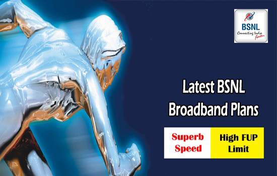 BSNL Broadband Plans 2016 : Latest Limited / Unlimited Home & Business Broadband Tariff Plans