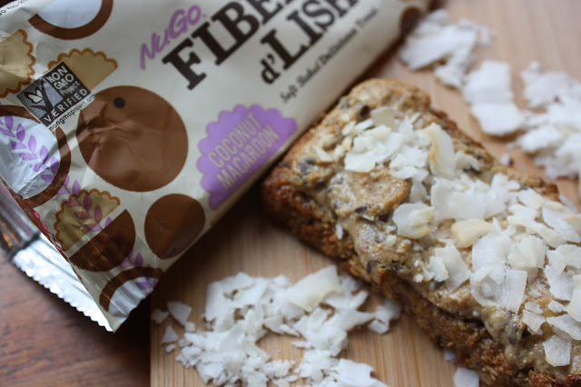 Why should you eat nutritional bars containing coconut?
