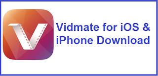 Vidmate for ios/iphone
