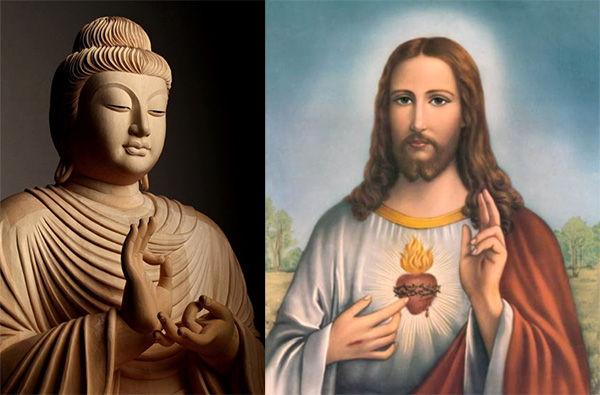 「聖書 お釈迦様」の画像検索結果