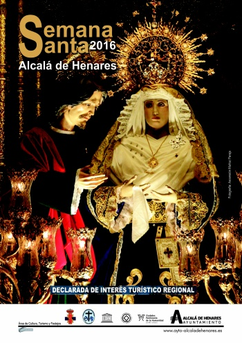 Programa Semana Santa Alcalá 2016