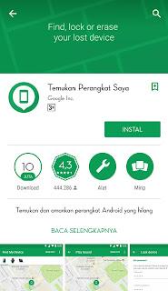 aplikasi pelacak perangkat anda jika ponsel anda hilang