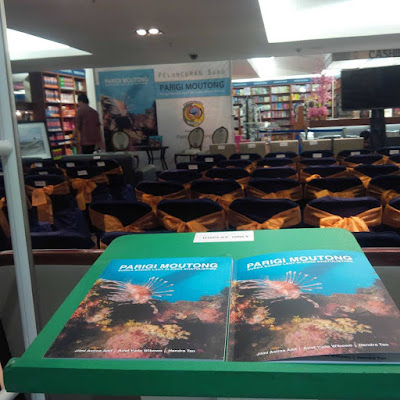 Launching Buku Parigi Moutong