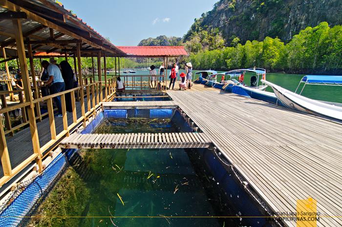 Kilim Karst Geoforest Park Langkawi Fish Farm