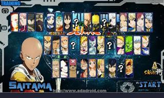 Naruto Otaku Anime Senki v2.0 Apk