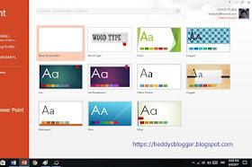 PowerPoint, Pengertian dan Versi