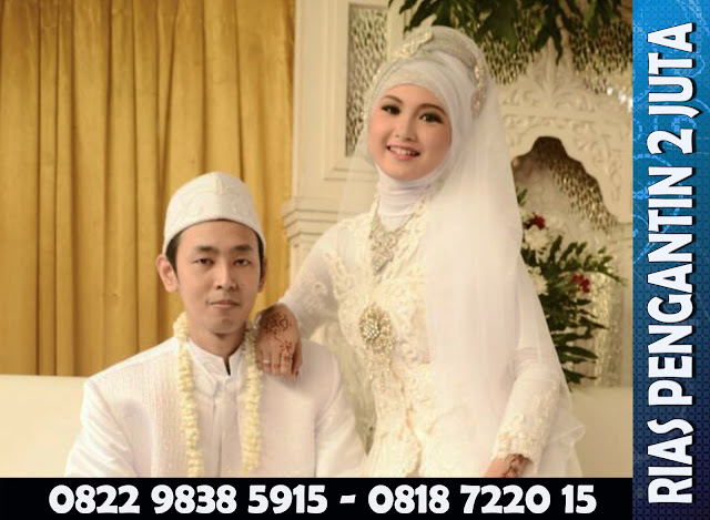 Gambar Rias Pengantin Muslim 2 Juta Jakarta