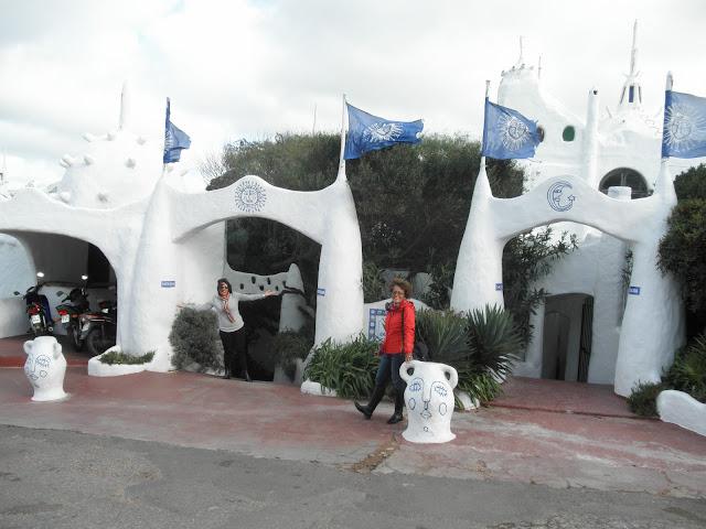 Museo Casapueblo residência de Carlos Páez Vilaró