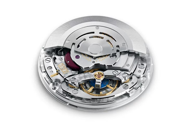Rolex Calibre 3132