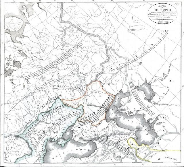 кавказская история, история алан, аланы на картах, аланская карта, аланский язык, тюркская история кавказа, тюрки на кавказе,