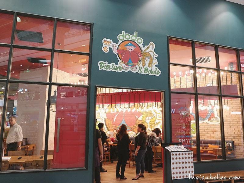 Dodo Dim Sum & Bowls Subang Parade