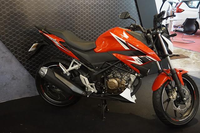 Semakin Keren dengan New Honda CB150R Street Fire