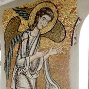 В Вифлиемском храме найдена неизвестная ранее мозаика