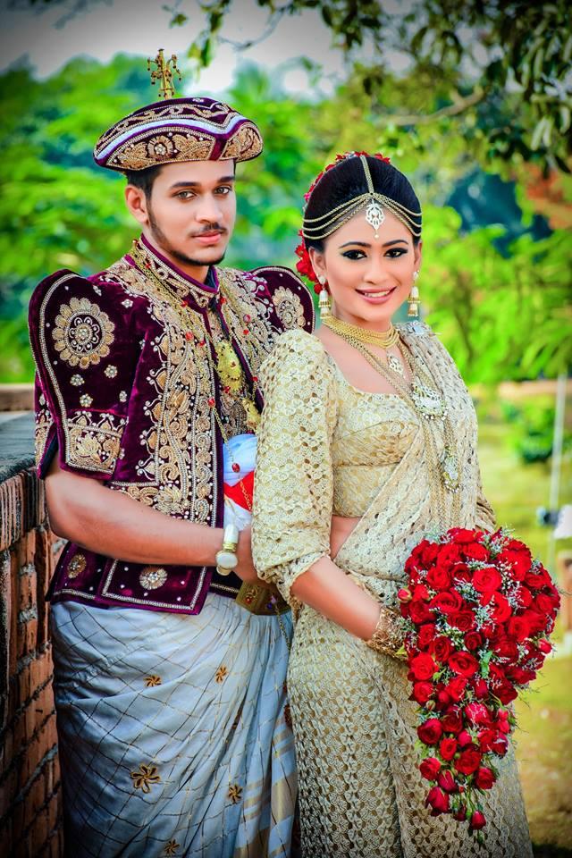 traditional wedding wesak